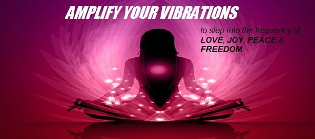 Amplify your vibrations workshop