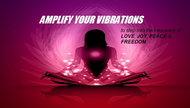Amplify your vibrations workshop